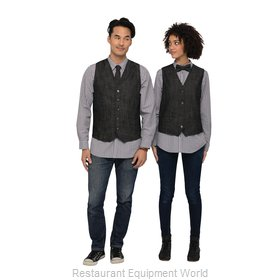 Chef Works VNN01BLKS Vest