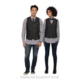 Chef Works VNN01BLKXS Vest