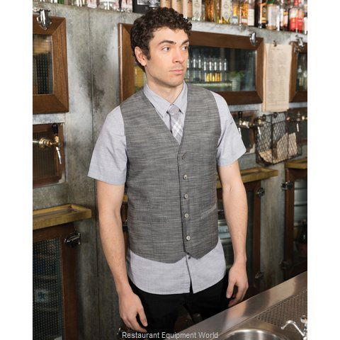 Chef Works VNN01GRYXS Vest (Magnified)