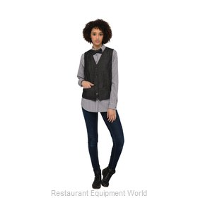 Chef Works VNN01WBLKL Vest