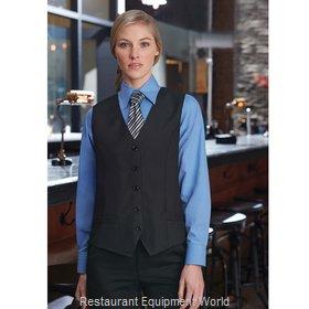 Chef Works VPMEBLKXL Vest