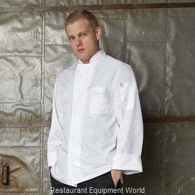 Chef Works VSLSWWH2XL Chef's Coat