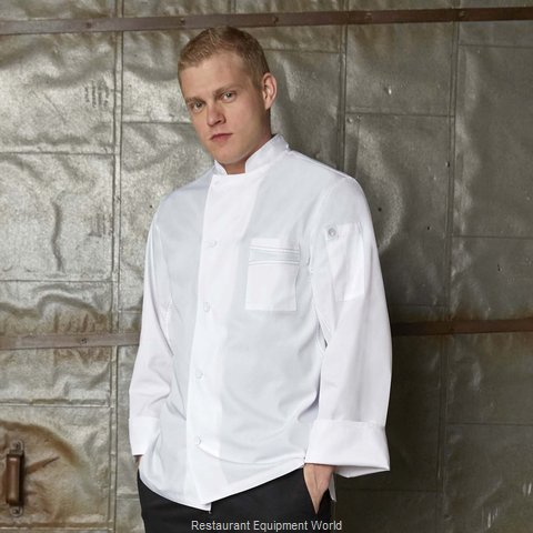 Chef Works VSLSWWHS Chef's Coat
