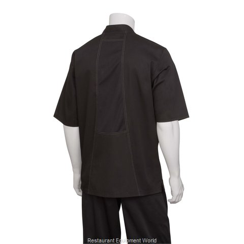 Chef Works VSSSBBK2XL Chef's Coat