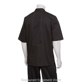 Chef Works VSSSBBK2XL Chef's Coat