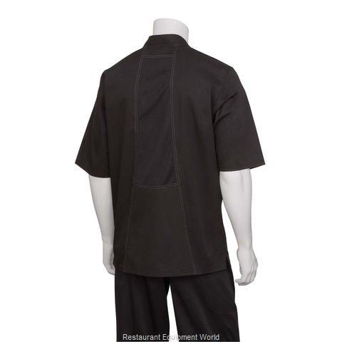 Chef Works VSSSBBKS Chef's Coat