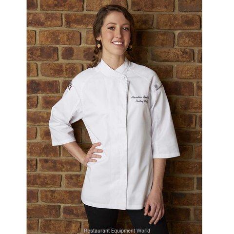 Chef Works VSWOBLK2XL Chef's Coat