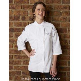 Chef Works VSWOBLKXS Chef's Coat