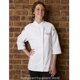 Chef Works VSWOWHT2XL Chef's Coat