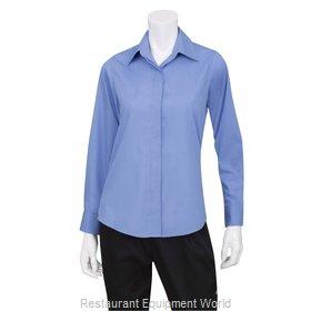 Chef Works W100FRBL Dress Shirt