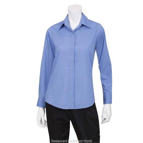 Chef Works W100FRBXS Dress Shirt