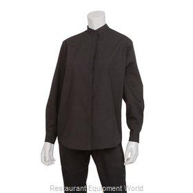 Chef Works W200BLKL Dress Shirt