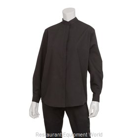 Chef Works W200BLKXL Dress Shirt