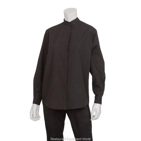 Chef Works W200BLKXS Dress Shirt