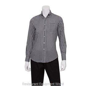 Chef Works W500BWC2XL Dress Shirt
