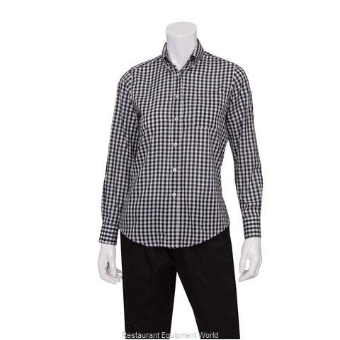 Chef Works W500BWCM Dress Shirt
