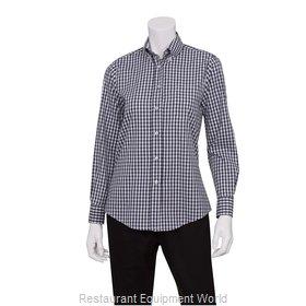 Chef Works W500BWK2XL Dress Shirt