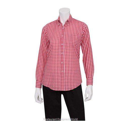 Chef Works W500WRC2XL Dress Shirt