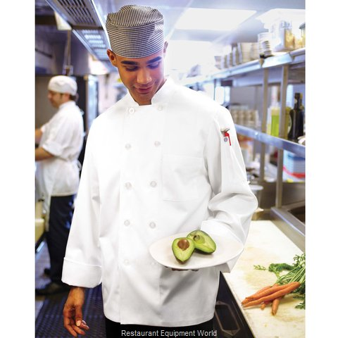 Chef Works WCCWWHT5XL Chef's Coat