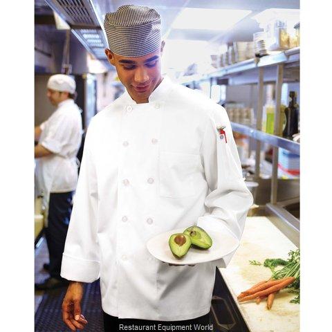 Chef Works WCCWWHTXXS Chef's Coat