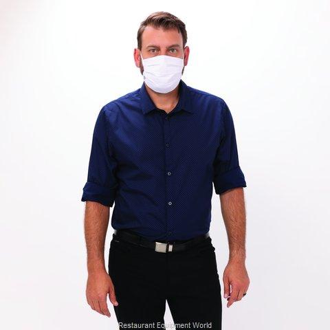 Chef Works XFC03WHTLXL Safety Masks