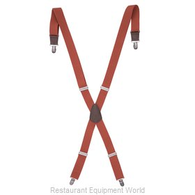 Chef Works XNN01CLA0 Suspenders