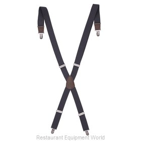 Chef Works XNN01GRY0 Suspenders