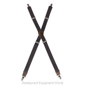 Chef Works XNS03GRY0 Suspenders