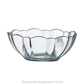Cardinal Glass 00549 Soup Salad Pasta Cereal Bowl, Glass