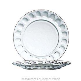 Cardinal Glass 01158 Plate, Glass