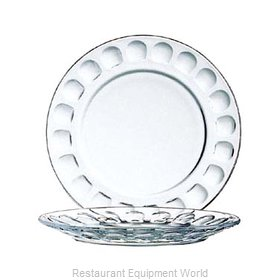 Cardinal Glass 01166 Plate, Glass