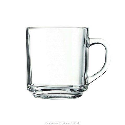 Cardinal Glass 06371 Mug, Glass, Coffee