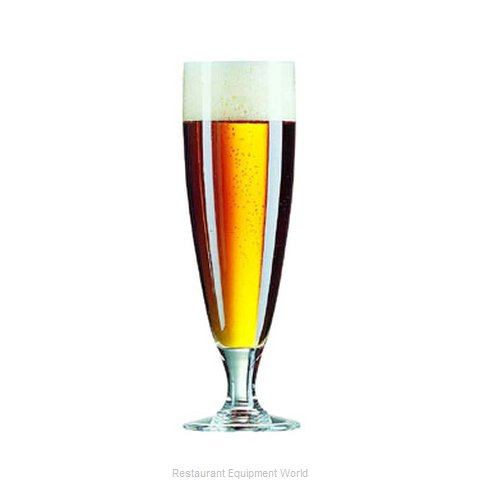 Cardinal Glass 14781 Footed Pilsner Beer Glass