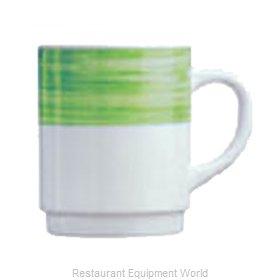Cardinal Glass 54734 Mug, Glass, Coffee