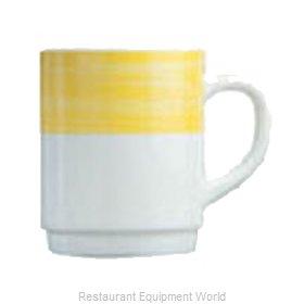 Cardinal Glass 54735 Mug, Glass, Coffee