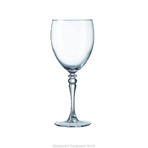 Cardinal Glass 54841 Glass Goblet (Magnified)