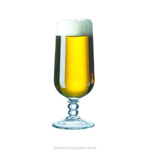 Cardinal Glass 54853 Footed Pilsner Beer Glass