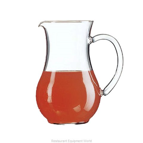 Cardinal Glass 55239 Pitcher, Glass