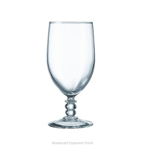 Cardinal Glass 55523 Glass Goblet (Magnified)