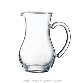 Cardinal Glass 59319 Pitcher, Glass
