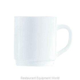 Cardinal Glass 64733 Mug, Glass, Coffee