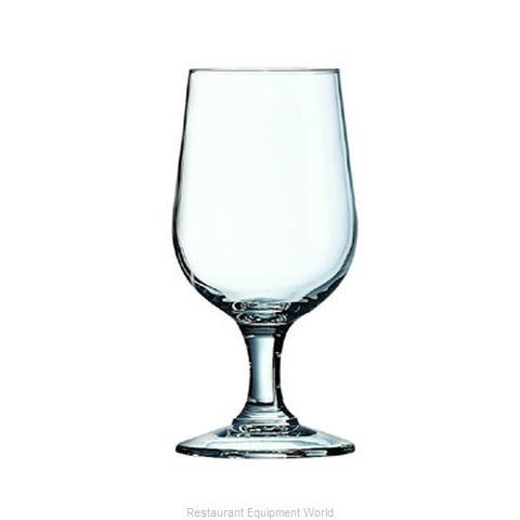 Cardinal Glass 71076 Glass Goblet (Magnified)