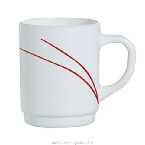 Cardinal Glass D5705 Glass Mug Coffee