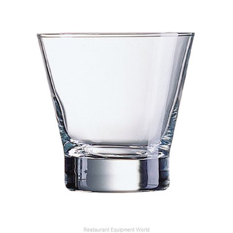 Cardinal Glass E1907 Glass Old Fashioned