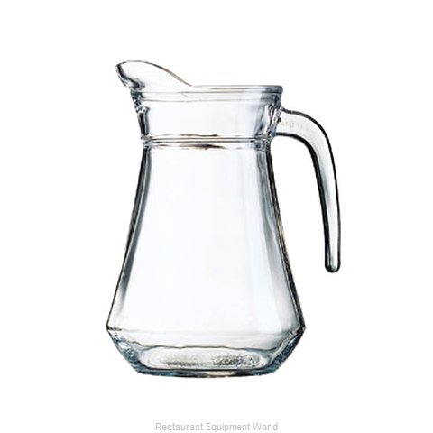 Cardinal Glass E7254 Pitcher Glass