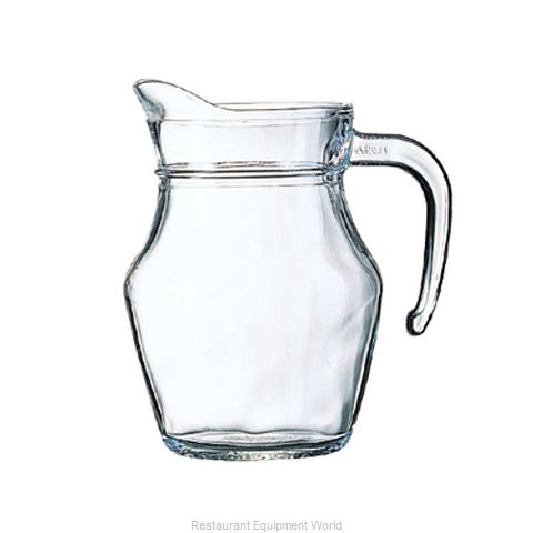Cardinal Glass E7258 Pitcher Glass