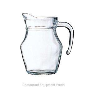 Cardinal Glass E7258 Pitcher, Glass