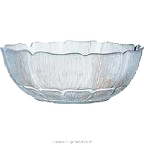 Cardinal Glass E8883 Bowl Serving Glass (Magnified)