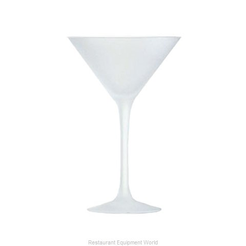 Cardinal Glass EVF1013 Glass Cocktail Martini (Magnified)