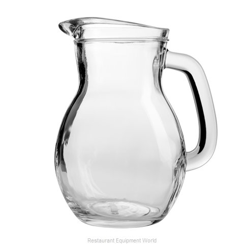 Cardinal Glass FH998 Pitcher, Glass (Magnified)